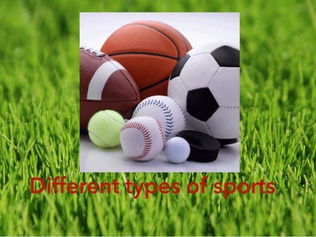 Sports by Dara Nadine