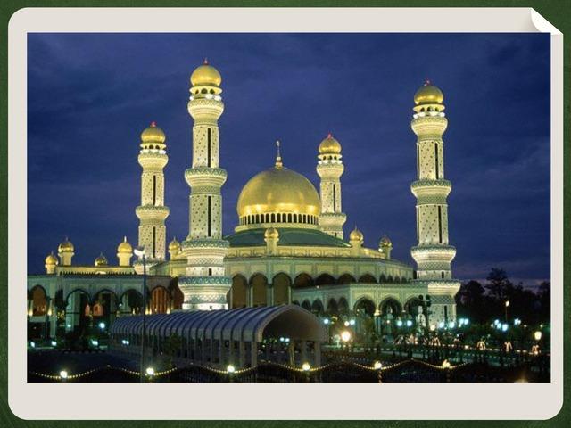 بناء اول مسجد  by Nadia alenezi
