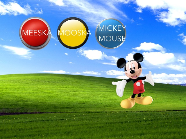 MICKEY MOUSE CLUBHOUSE GAME by SoyLucasSonicYMario2012 Bermejo