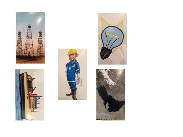 لعبة الحصيلة ( النفط ) by Manal Ahmed