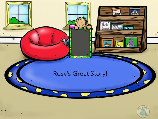 Rosy's Great Story by Girly Seal0