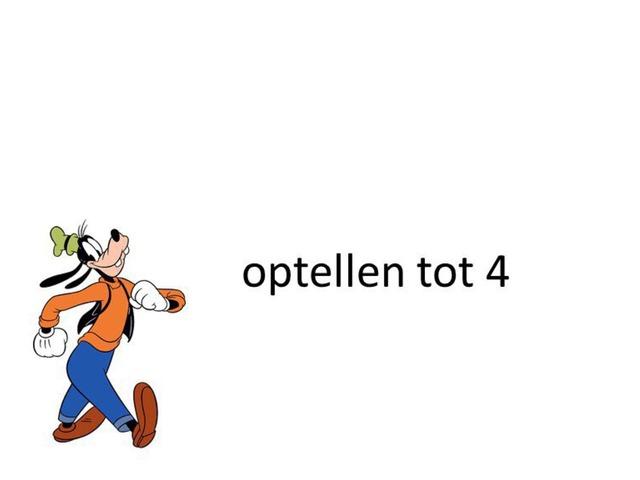 Optellen Tot 4 by Stefanie Rigolle