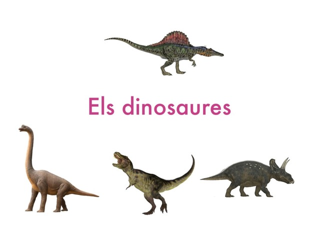 Els Dinosaures - Guillem by Eli Pacheco