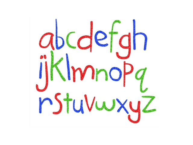 Alphabet by Annie Bérubé
