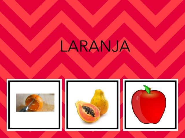 Qual ė a fruta? by Mirian Amin Fonseca