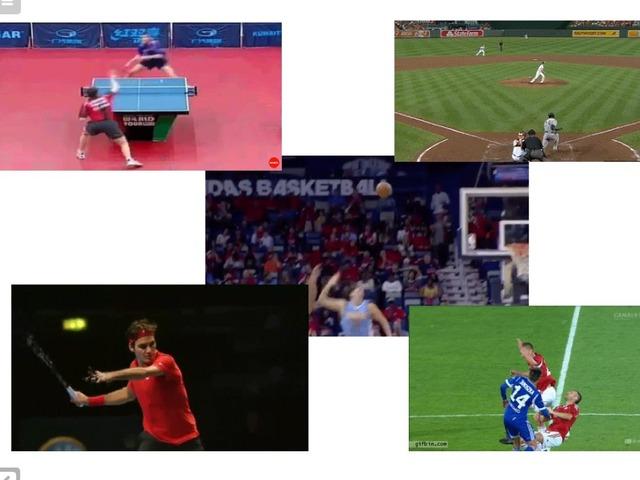 Sports  by Marta Edo Monlleó