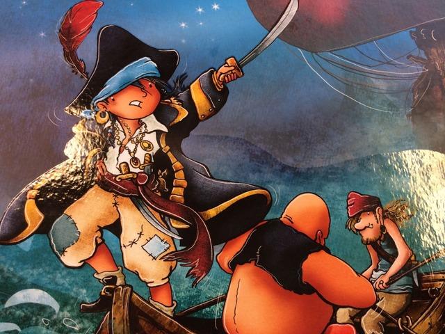 Piraten by Merel Duhamel