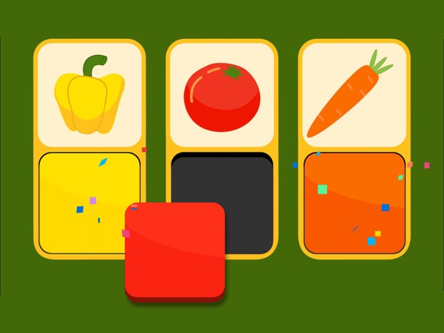 Fruits & Vegetables 1 by Tiny Tap