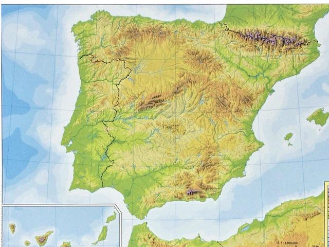 Relieve España - Jay by Jay Dominguez