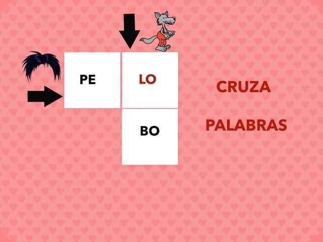 Cruza Palabras by Francisca Sánchez Martínez