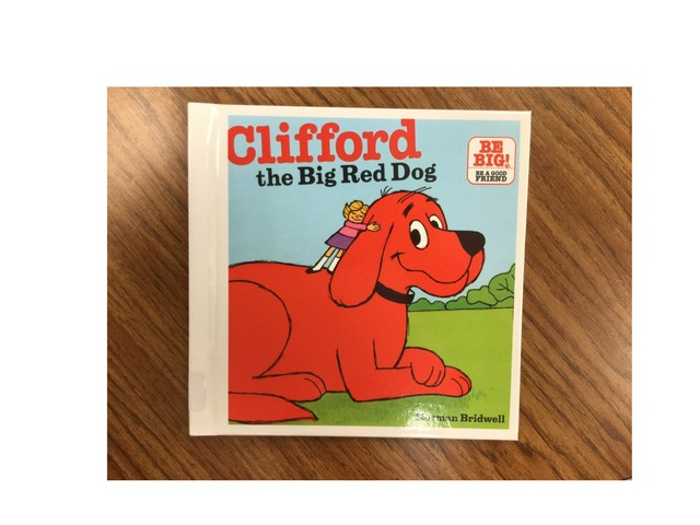 Clifford The Big Red Dog by Laura Crawley