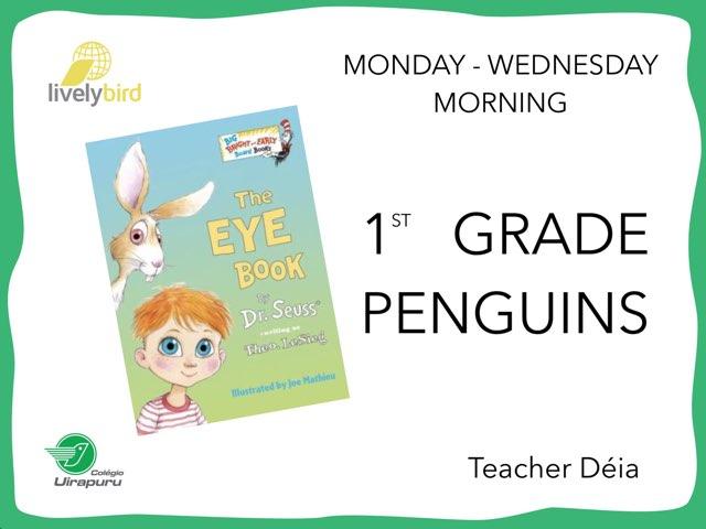The Eye Book - M/W Morning by Lively Bird Uirapuru