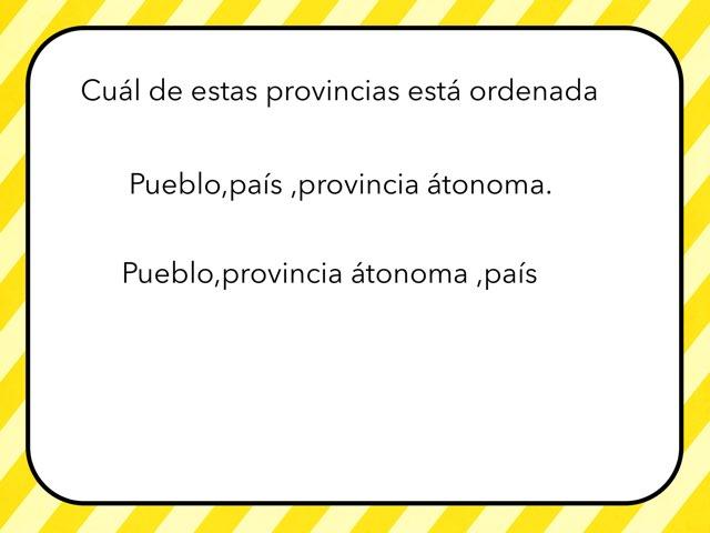 Las Provincias by Carlos Alfredo Andreu