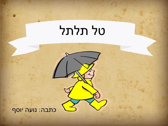 טל תלתל by נועה יוסף