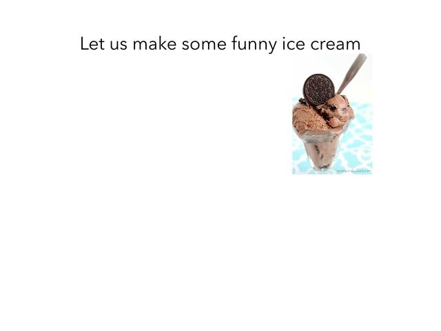 Funny Ice cream L by TinyTap creator