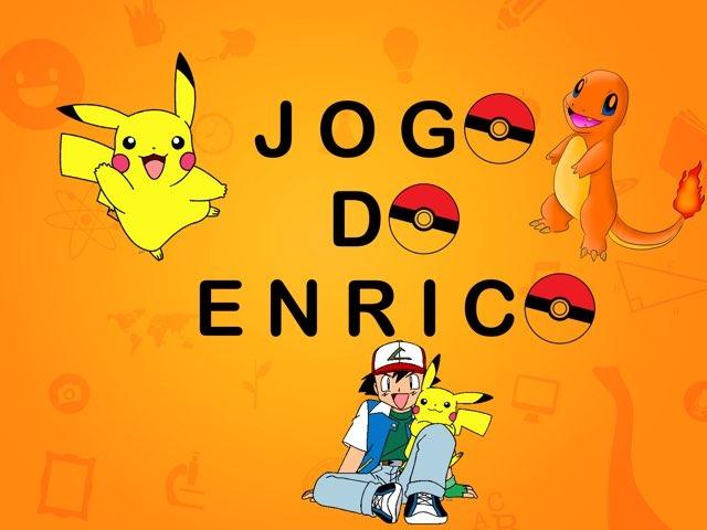 Jogo Do Enrico (AR ER iR OR UR) by Pueri digital verbo divino