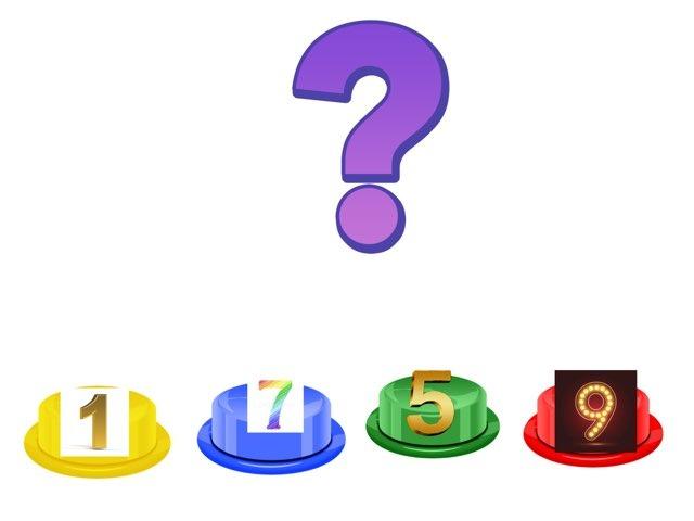 Number quiz! by Mr Edmondson