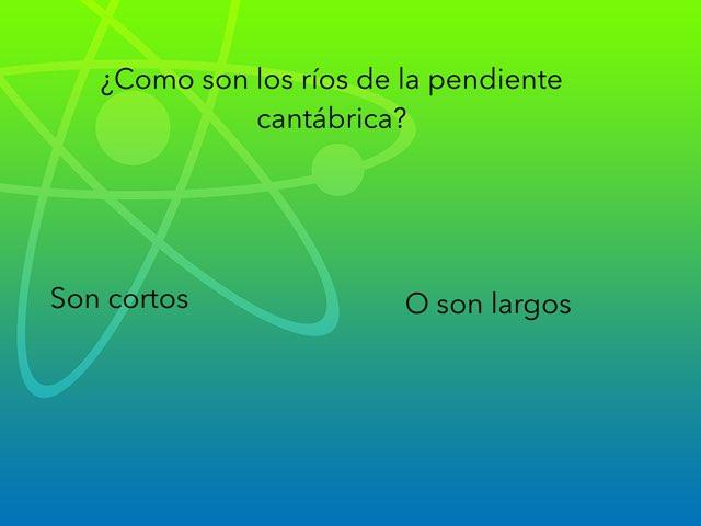 Como Son Los Rios De La Pendiente Cantábrica  by Gonzalo Vega Beltran