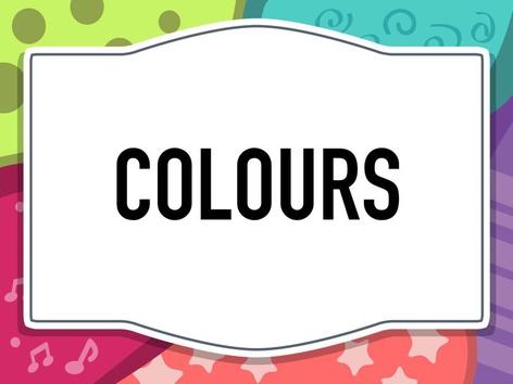 Colours by Mireia Alcalde