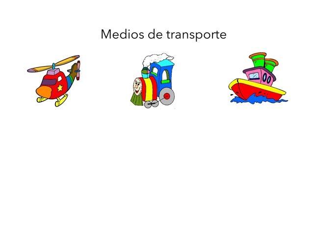 Medios De Transporte by Sergio Romero