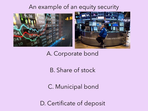 Business II Stocks And Bonds by Vivian Janik
