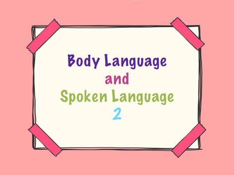 Body Language 2 by Michelle Cabalo