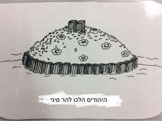 שאלות  חג השבועות בית מצודות by Eliezer Adler