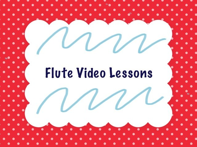 Flute Video Lessons by Alexandra Finnie