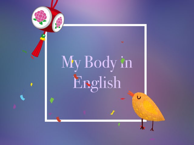 My body  by Lojain Mohammed