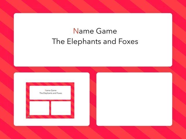 Game 8 by Yolaine Luna