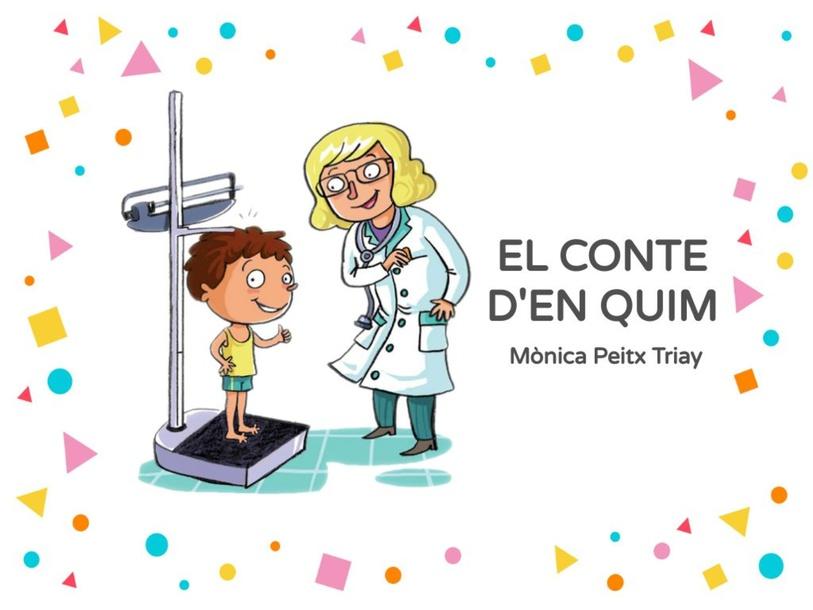 EL CONTE D'EN QUIM by RICARD ROCA