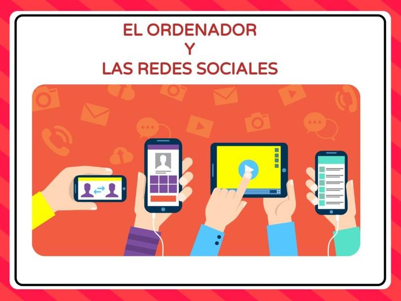 EL INTERNET Y LAS REDES SOCIALES by LAURA PULLARA