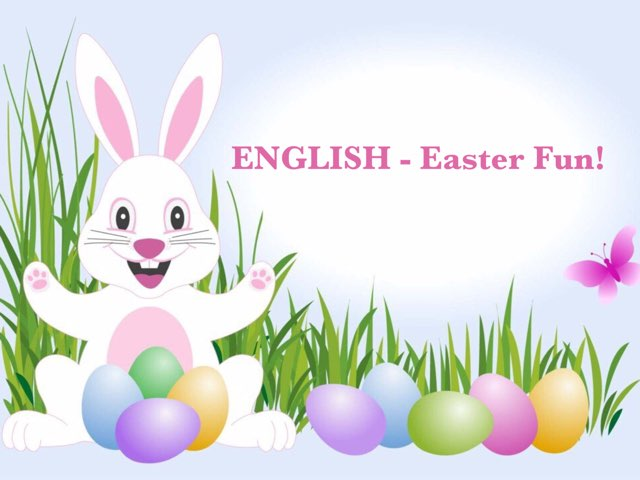 ENGLISH - Easter Fun! by Carola Esl