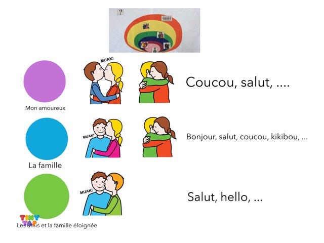ESC Comment dire bonjour ? by Escalpade limal
