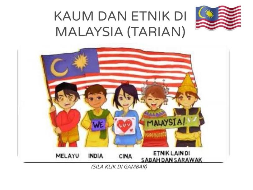 ETNIK & TARIAN DI MALAYSIA by Slashca me