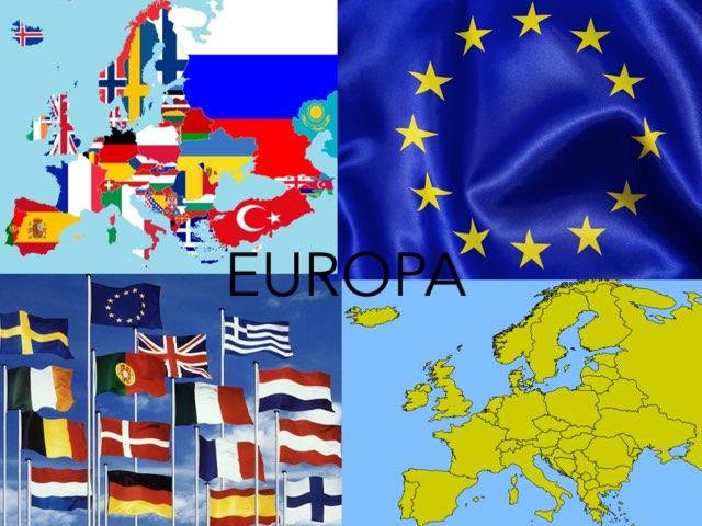 EUROPA RONDREIS. by Gamemeneer Don