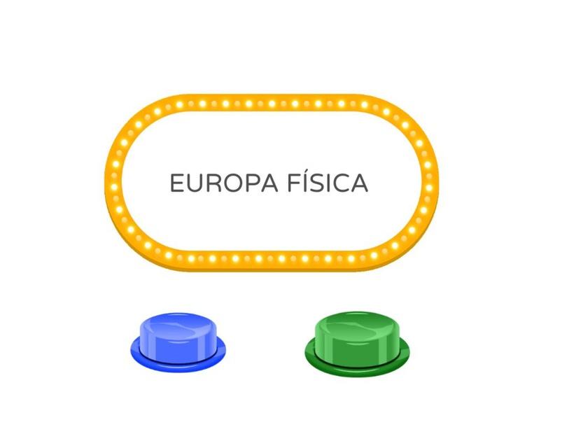 EUROPA FÍSICA by María Martínez