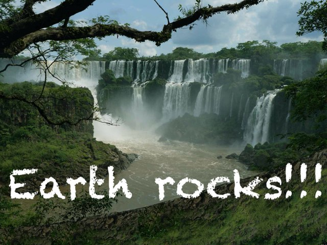 Earth Rocks - Year 3 Fernvale by Fernvale  Primary Primary