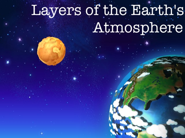 Earth's Atmosphere by Cait Pringle