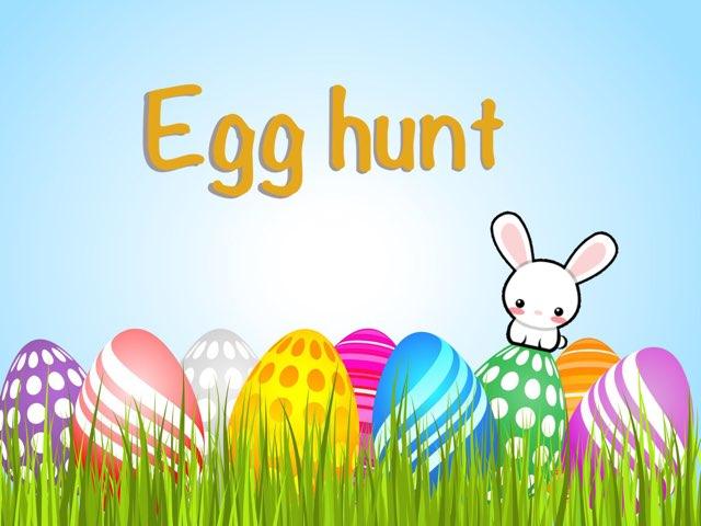 Easter Egg Hunt by Mor Sondak