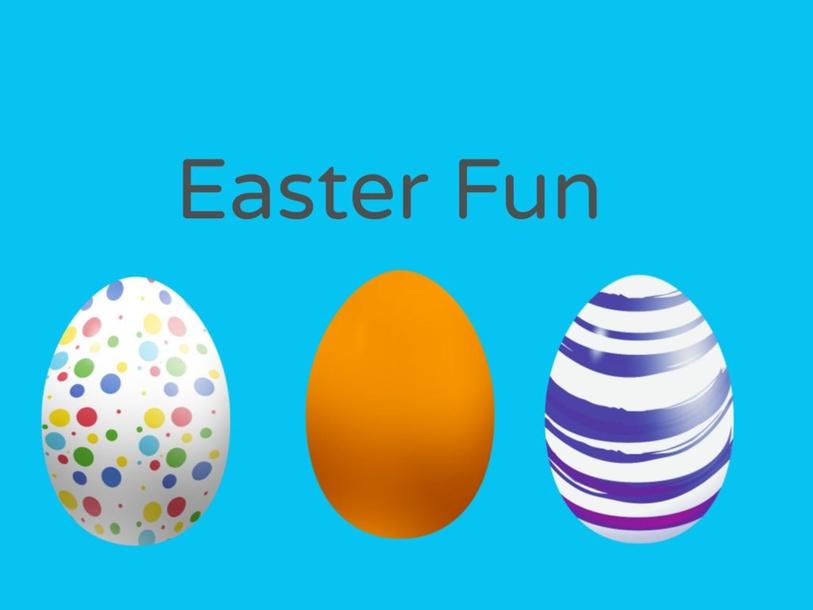Easter Vocabulary by stephanie.cyrmaine