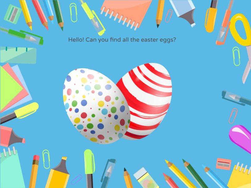 Easter eggs by Jeeya Yau