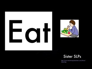 Eat: Sister SLPs by Becky Price