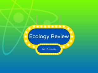 Ecology Review by Jhett Ostrom