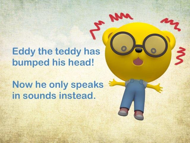 Eddy The Teddy by Hannah Gifford