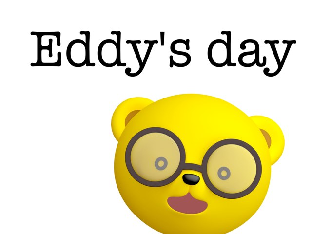 Eddy's Day by Elisabeth Hogg