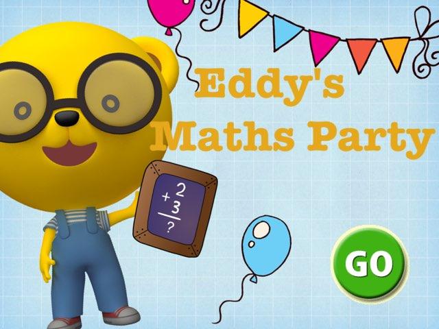 Eddy's Maths Party by Nikki Denaro