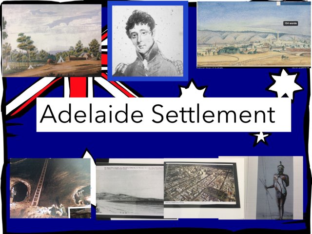 Edward, W, Adelaide Settlement  by Edward
