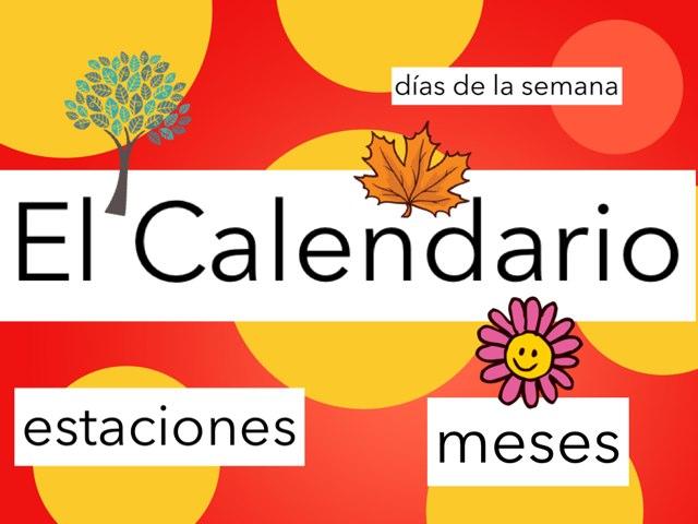 El Calendario by Cristina Mella