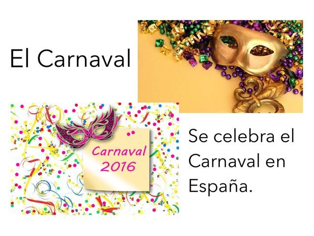 El Carnaval  by Nikki Duggleby